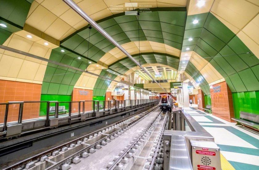 деня софия мотриса третия метродиаметър превърне сцена градска култура