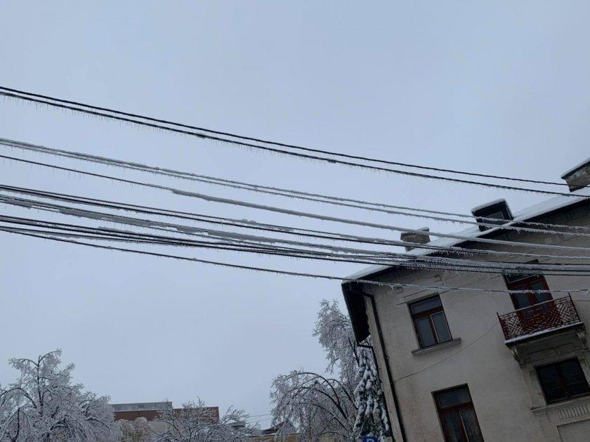населени места врачанско без електричество блокирани пътища