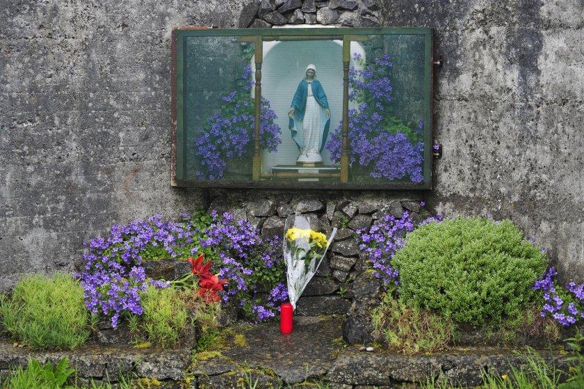 шокиращи разкрития ирландия домовете майка дете