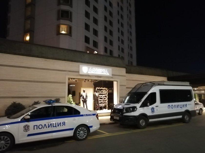 шест заведения столицата работили нерегламентирано вечер