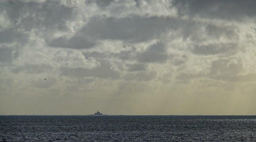потъналият турция кораб возил товар българия