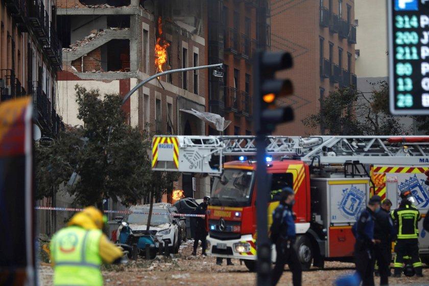 мвнр данни пострадали българи взрива мадрид