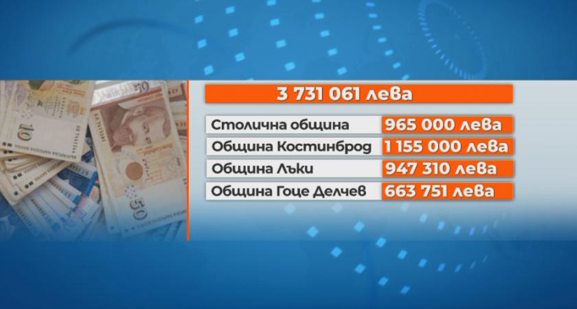 Кабинетът отпусна над 3 млн. лв. за засегнатите от наводненията общини