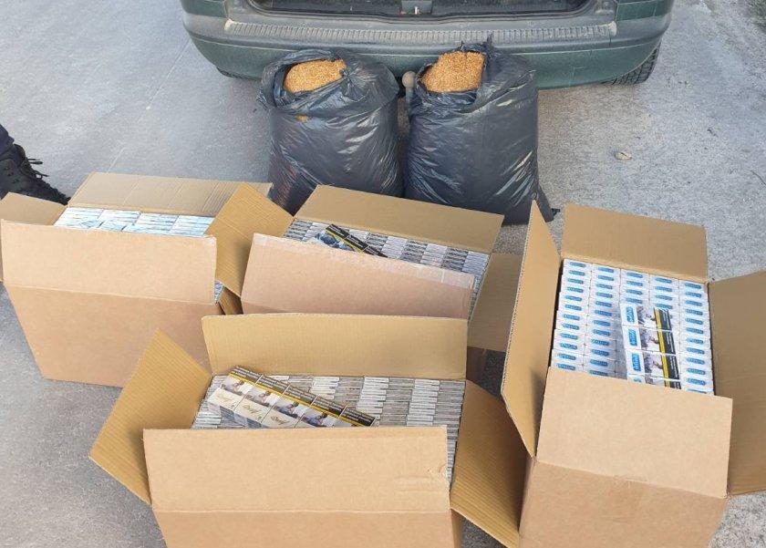 Задържаха голямо количество цигари без бандерол във Варненско