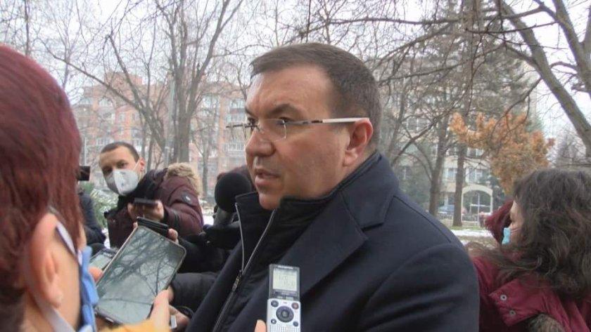 здравният министър мерките разхлабване области