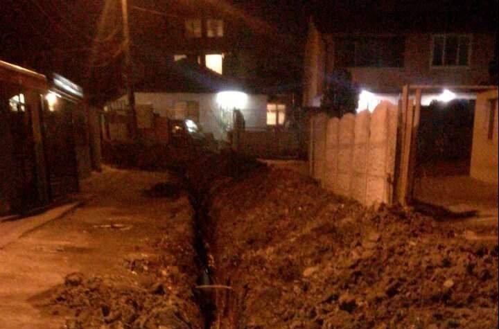 спират строителство незаконен водопровод хасково