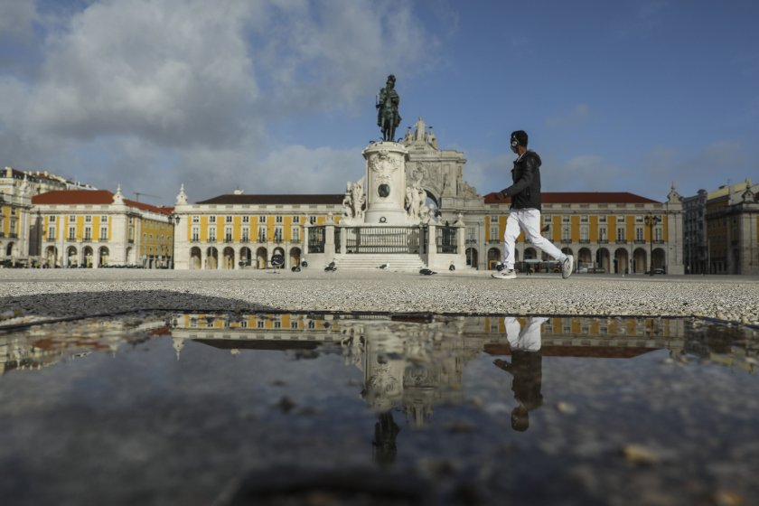 португалия справя коронавируса снимки