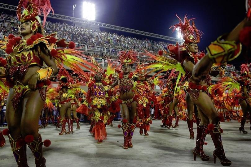 отмениха карнавала рио жанейро заради пандемията