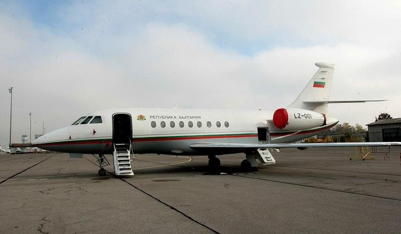 правителството отказа купува самолет bdquoавиоотрядrdquo