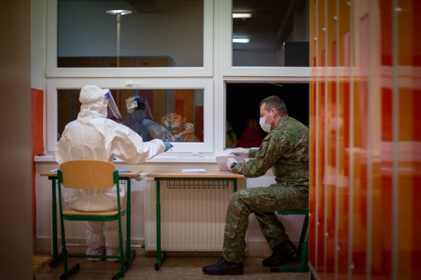 норвегия затяга контрола влизането pcr тест направен рано часа