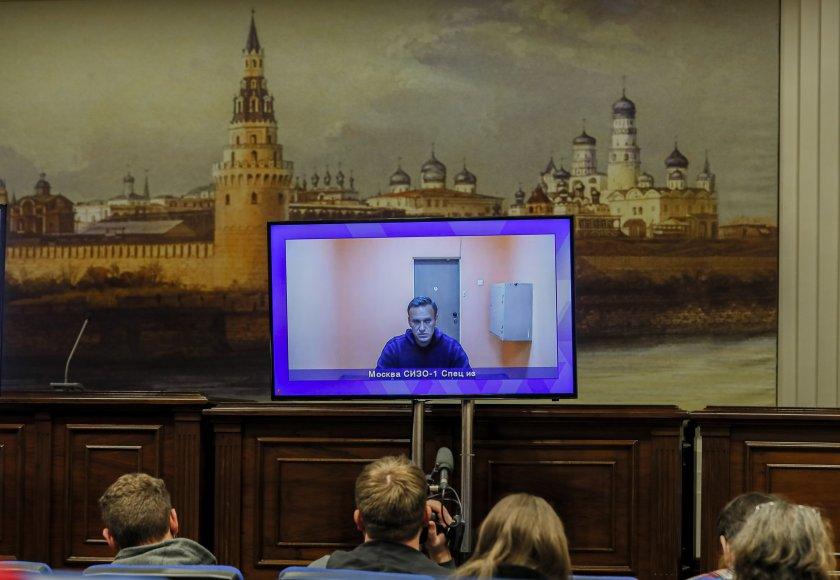 В десетки руски градове се очакват протести в подкрепа на Навални