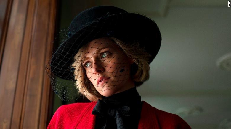 Първи кадри на Кристен Стюарт като Лейди Ди