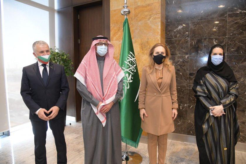 финализирано споразумението въздухоплаване българия саудитска арабия