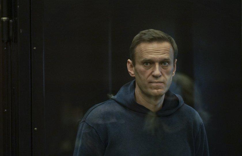 Осъдиха Навални на 3,5 години затвор