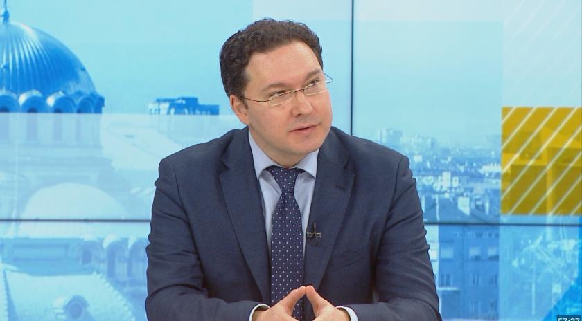 """Даниел Митов: ЕС и САЩ са длъжни да реагират по случая """"Навални"""""""