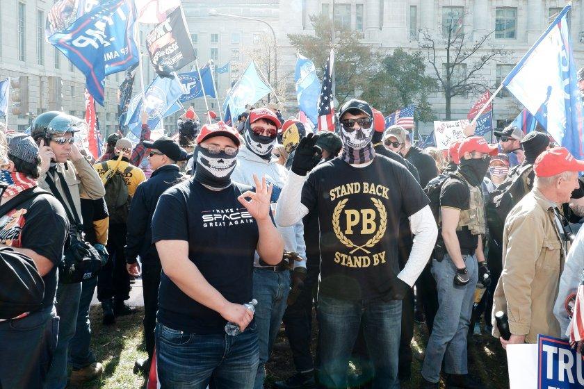 """След щурма в Капитолия: Канада обяви """"Прауд бойс"""" за терористична организация"""