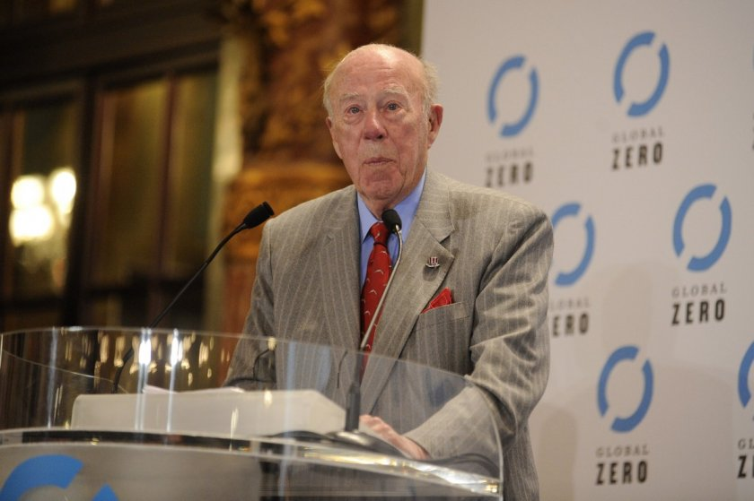 На 100 години почина Джордж Шулц