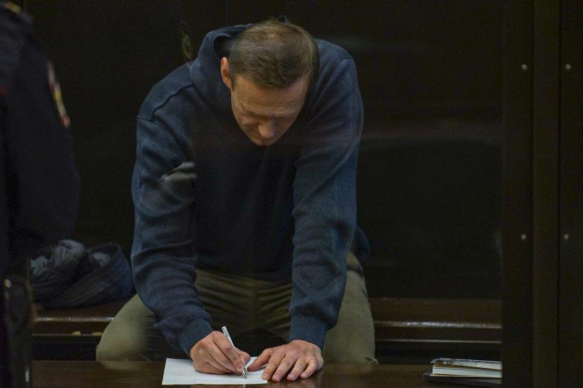 навални произнесе обвинителна реч путин съда