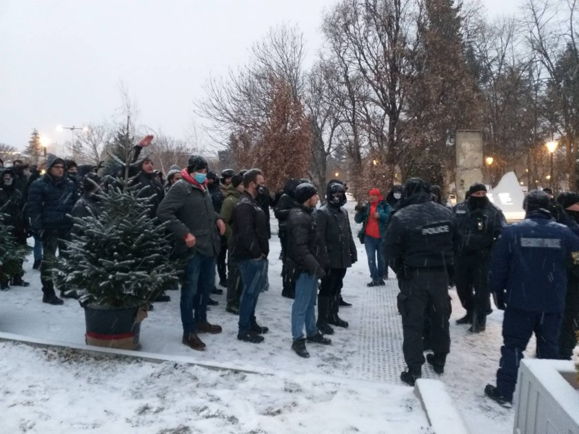 кметът софия издаде заповед прекратяването луковмарш