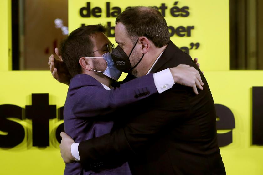 силно представяне сепаратистките партии изборите каталуния