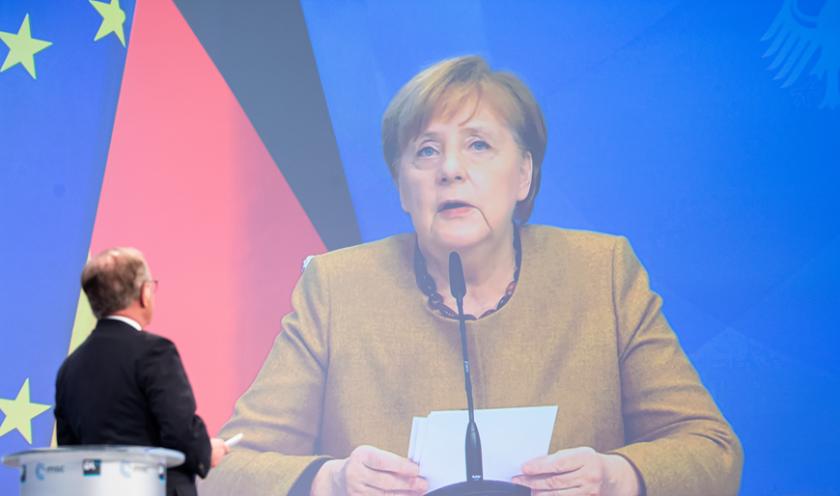 меркел русия непрекъснато въвлича страните хибридни конфликти