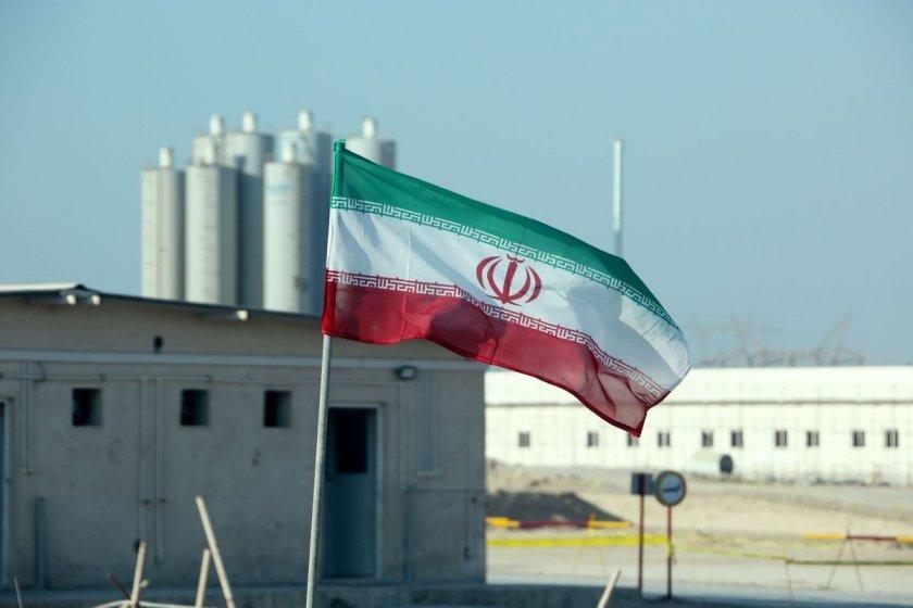иран агенцията атомна енергия сключиха временно споразумение