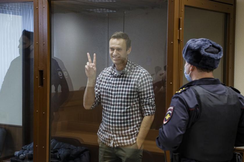 Руският съд потвърди ефективната присъда на Навални