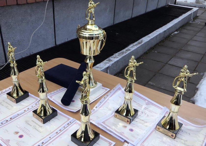 раздадоха наградите пожарникар годината отличените огнеборци