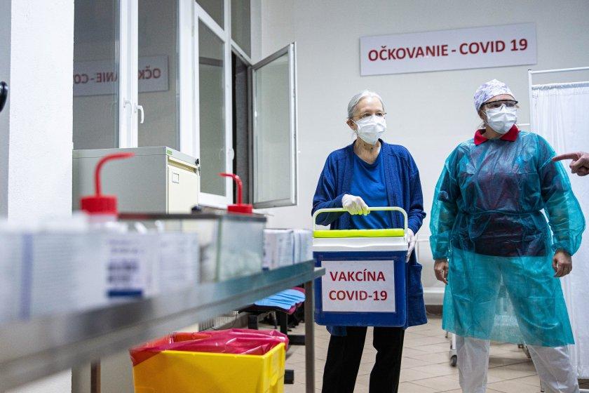 словакия иска помощ заради трагичната ситуация covid