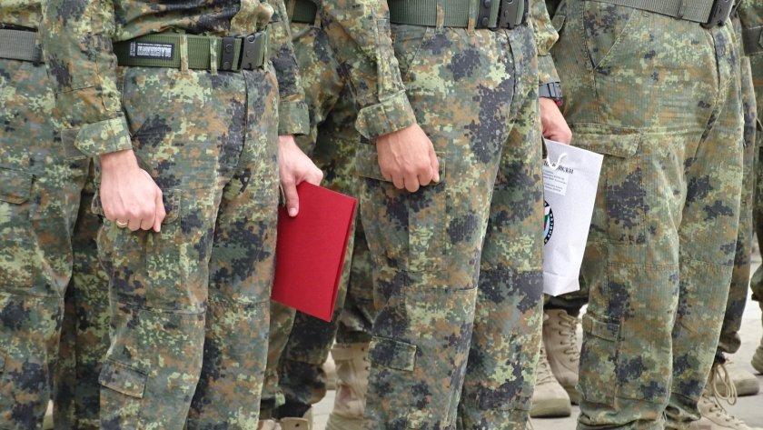 български военни учението посейдон карантина заради случаи covid