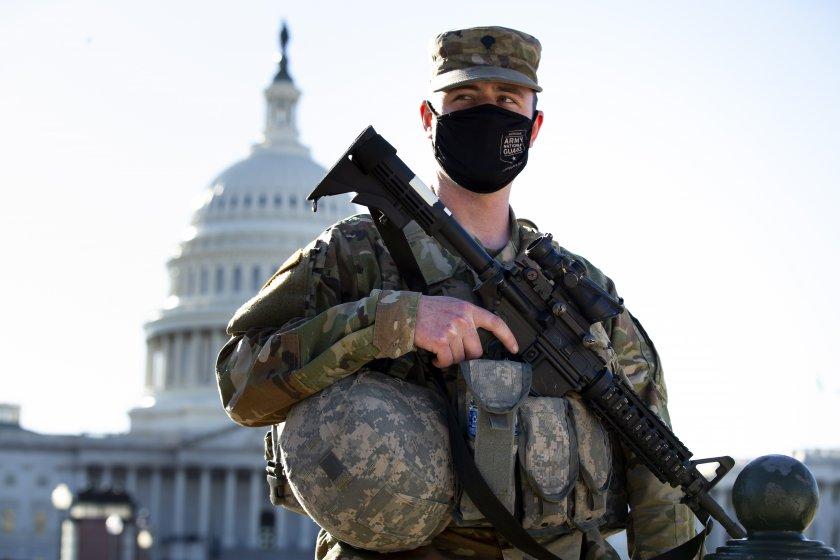 Засилени мерки за сигурност във Вашингтон след сигнал за готвено нападение над Капитолия
