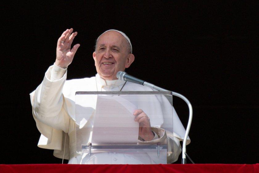 ирак готви посрещне папа франциск