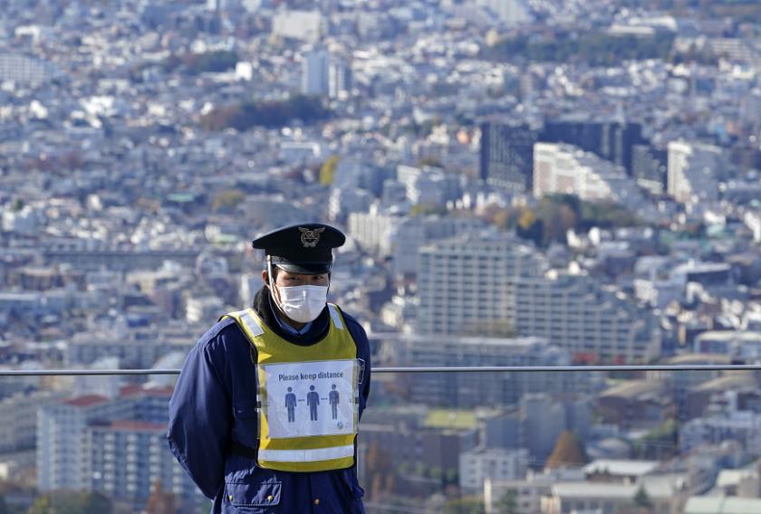 Япония отменя извънредното положение в 6 префектури