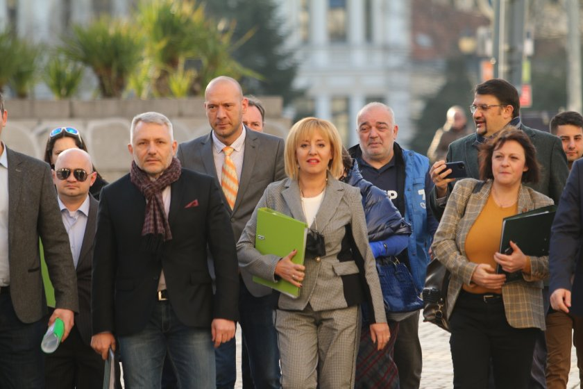 коалиция изправи мутри вън обяви водачите листите софия