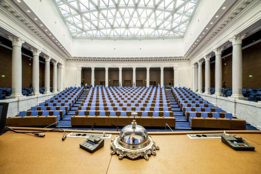 тренд партии влизат сигурност следващия парламент