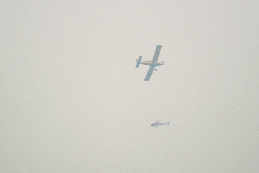 Двама души загинаха при катастрофа на малък самолет в Австралия