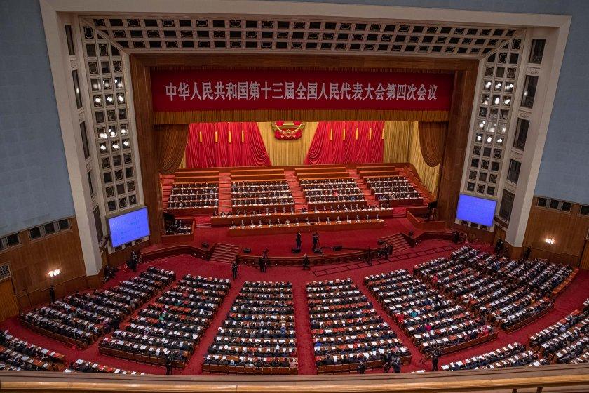 китай автономията хонконг