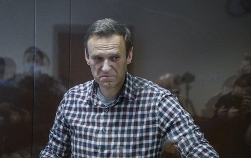 преместиха алексей навални неизвестно