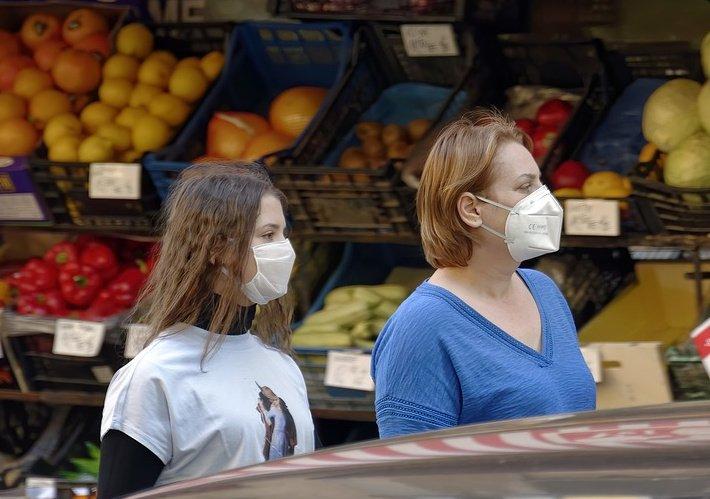 задължителни маски открито кюстендил