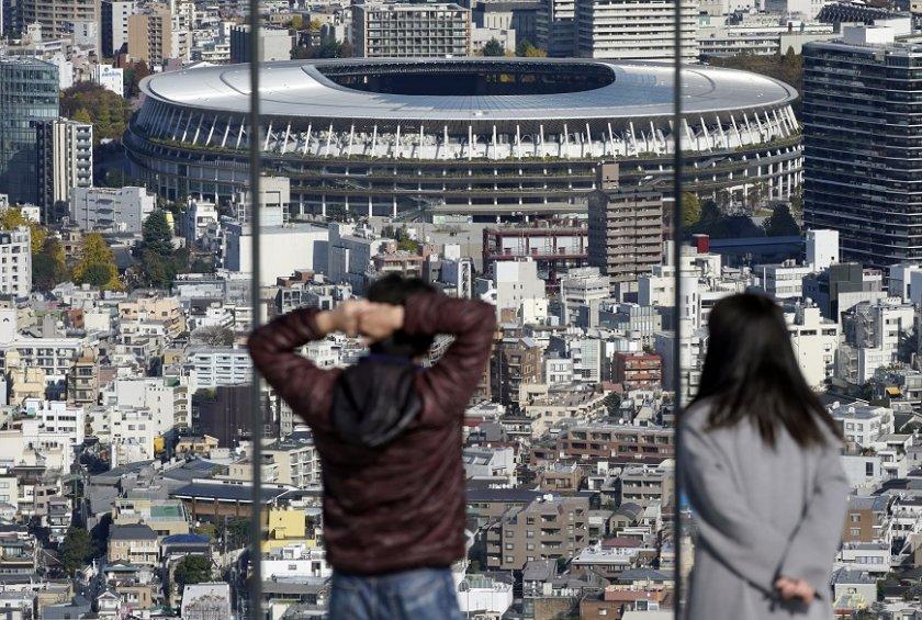 без чуждестранна публика олимпиадата токио