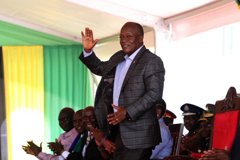 Мистерия с президента на Танзания. Повече от две седмици държавният