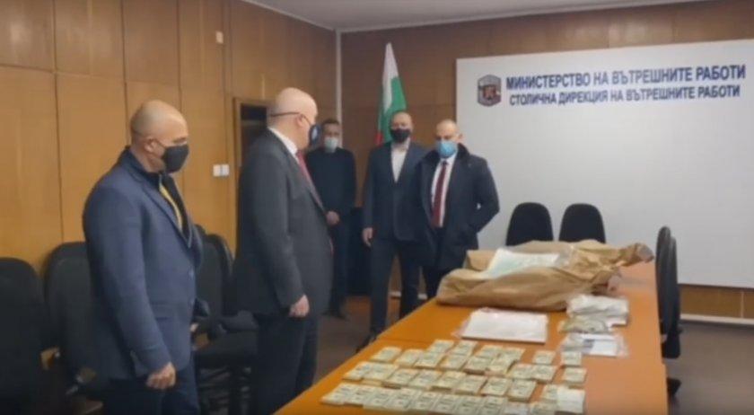 МВР и Софийската градска прокуратура са провели операция срещу производство