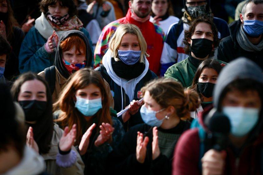 поколението пандемията
