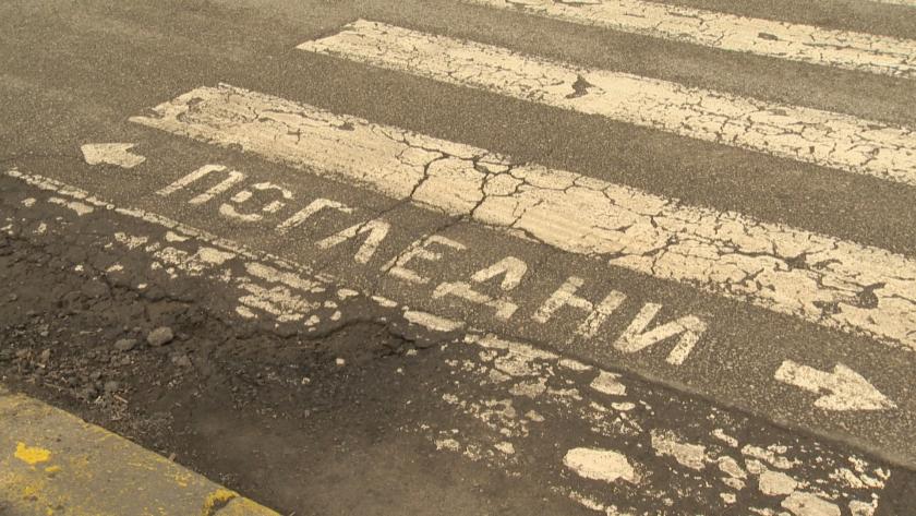 Акция на КАТ следи за предимството на пешеходците и неправилното пресичане