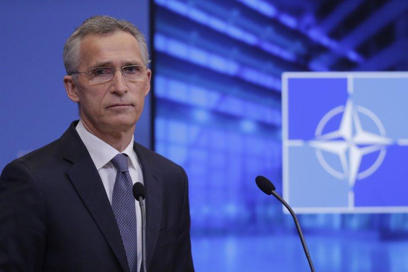 Йенс Столтенберг пред БНТ: Виждаме руски опити за подкопаване на демократичните институции в България