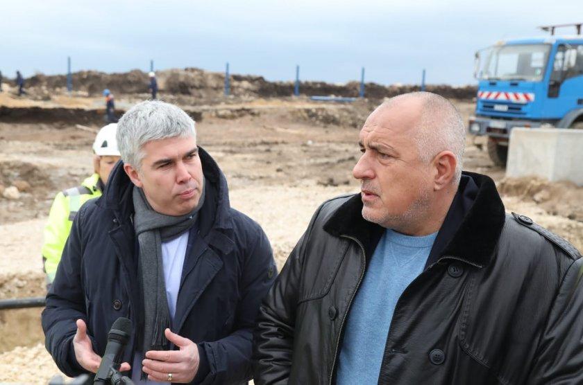 Борисов: България ще е незаобиколим фактор на газовата карта