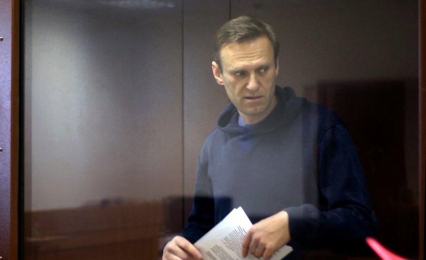 навални първи отзиви своя концлагер