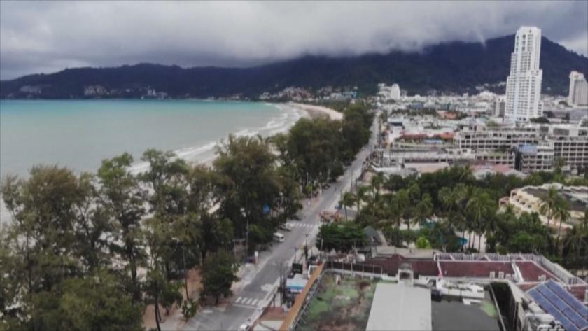 Почивката на тайландския остров Пукет от 1 юли ще е