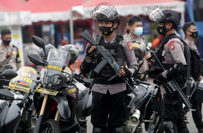 един атентаторите индонезия член мрежа поддръжник ислямска държава
