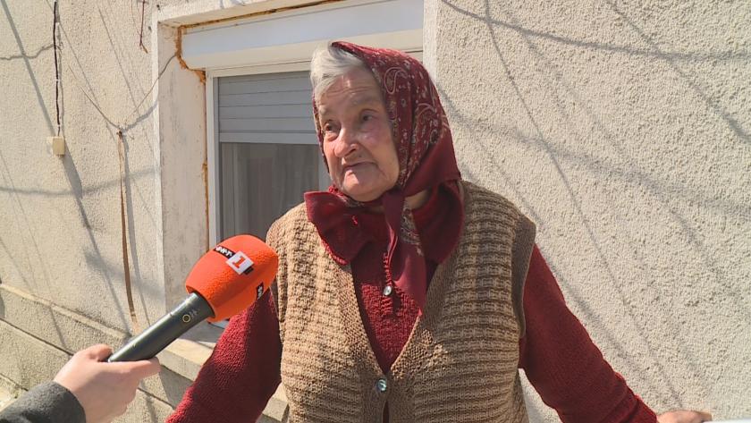 Самотни хора в най-отдалечените и високопланински села в община Струмяни